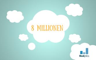 8 Millionen