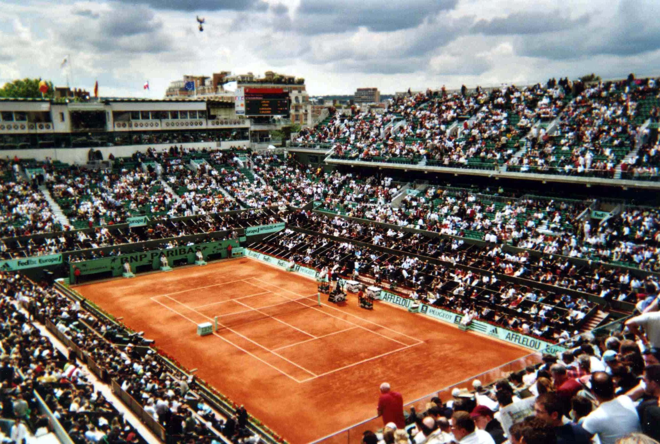 Roland Garros Central
