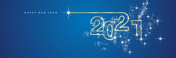 Signature mail nouvelle année 2021