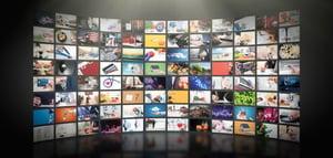les chaînes TV