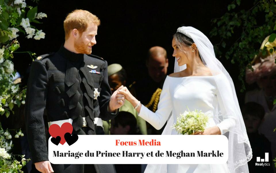 Focus MediaMariage du Prince Harry et de Meghan Markle