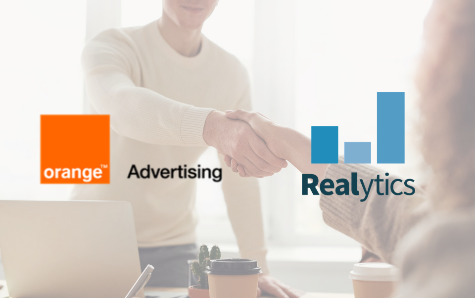 Partenariat Realytics Orange Advertising