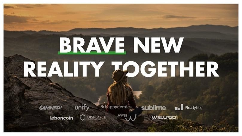 Etude BRAVE NEW REALITY TOGETHER