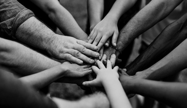 group-people-holding-hand-assemble-togetherness_53876-34373